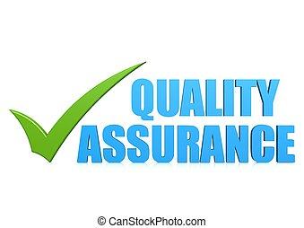 pewność jakości