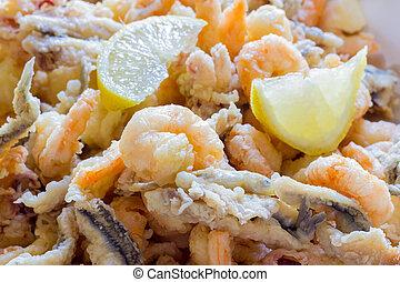 pez frito
