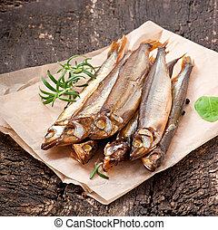 pez, fumados