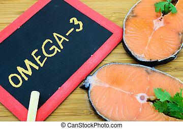 pez, marina, dha, omega-3, o