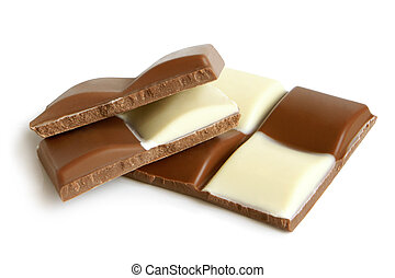 pezzi cioccolata