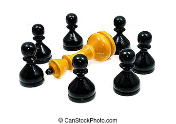 pezzi gioco scacchi