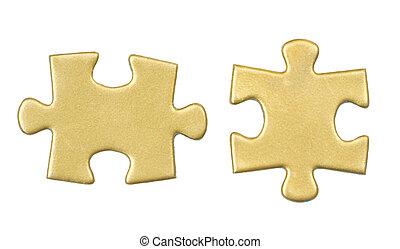 pezzi, puzzle
