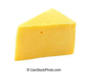 pezzo, di, formaggio