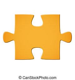 pezzo enigma, giallo