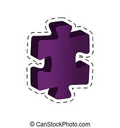 pezzo enigma, soluzione, immagine
