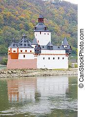 Pfalzgrafenstein Castle, Germany - Pfalzgrafenstein Castle,...