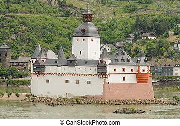 Pfalzgrafenstein Castle - Pfalzengrafenstein castle is a...