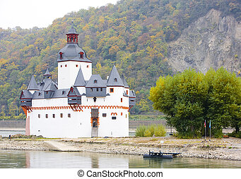 Pfalzgrafenstein Castle - Pfalzgrafenstein Castle,...