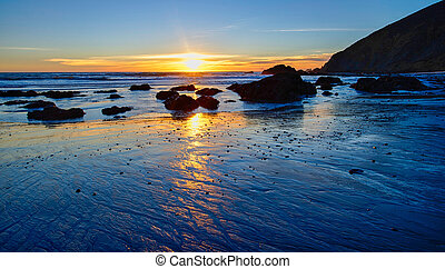 Pfeiffer Beach in Big Sur a romantic gateway for couples