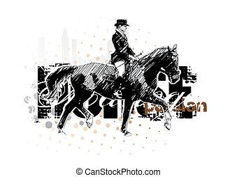 pferd, 2