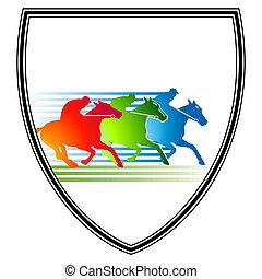 pferd, race-meeting
