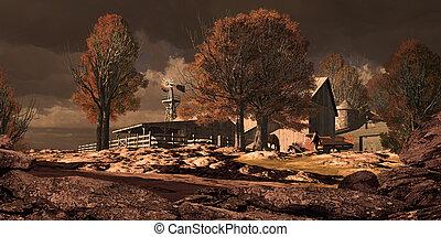 pferd ranch