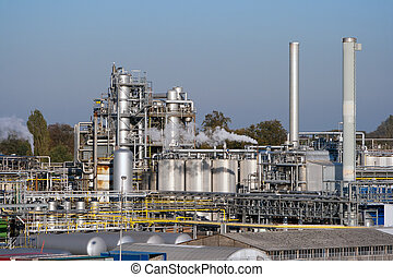 pflanze, industrie