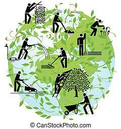 Pflanzen-Welt