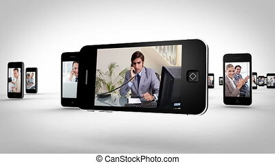 ph, business, vidéos, gens