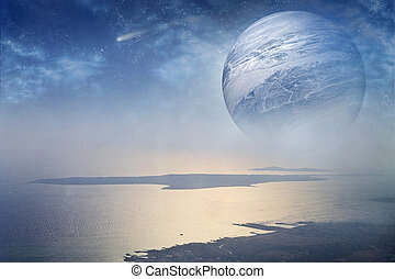 phantastisch, planet