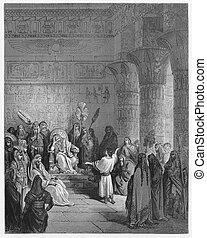 pharaohdream, joseph, interprets
