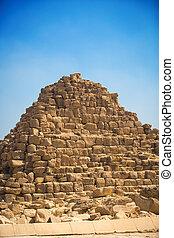 pharaohs, giza piramides