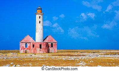phare, abandonnés