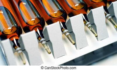 Pharmaceutical Ampules