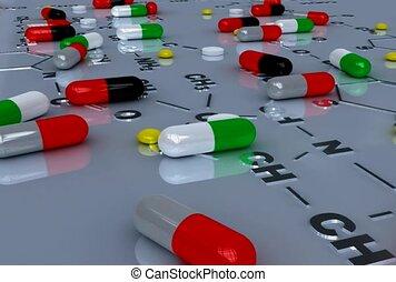 pharmaceutical, drug, prescription