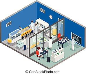 Usine pharmaceutique. Pharmaceutique, -, illustration ...
