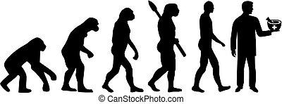 Pharmacist evolution male