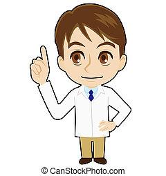 pharmacist who explains