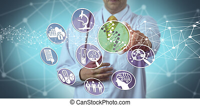 pharmacogenomics, utilisation, découverte, drogue, docteur