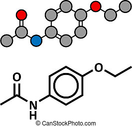 Phenacetin banned painkiller drug. Found to cause cancer and...