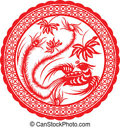 pheonix., chinois