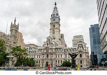Philadelphia City Hall, USA