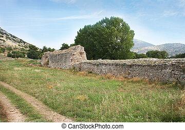 Philippi City Walls