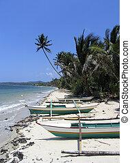 Philippine coastline