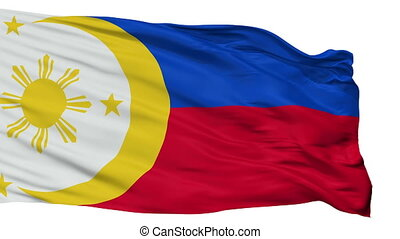 Philippines Fvr Proposal Flag Isolated Seamless Loop - The...
