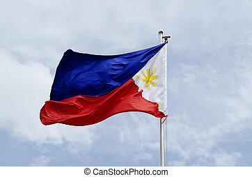 phillipines, bandera