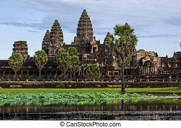 Phnom Penh and Siem Reap, Cambodia