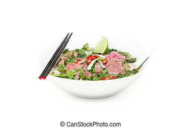 Pho, vietnamesische Nudeln - Bony Nguyen
