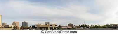 Phoenix Arizona Skyline Panorama