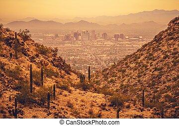 Phoenix Arizona State Capitol