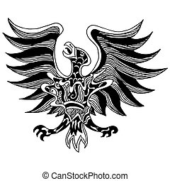 Phoenix Bird Rising - An image of a phoenix bird icon.