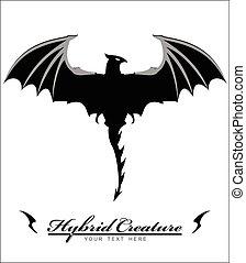 Phoenix. Hybrid Creature.