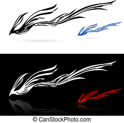 phoenix, icone
