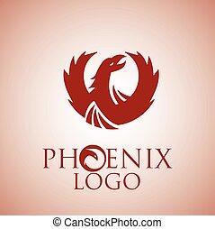 phoenix logo 1 - phoenix logo set 1 concept designed in a...