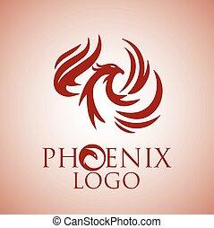 phoenix logo 6 - phoenix logo set 1 concept designed in a...
