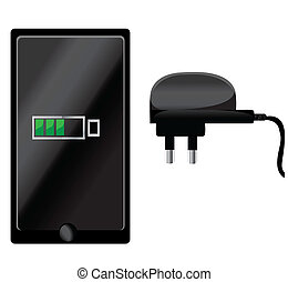 Phone and Mobile charger