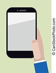 phone blank