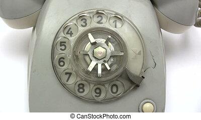 Phone Call - Canon HV30. HD 16:9 1920 x 1080 @ 25.00 fps....