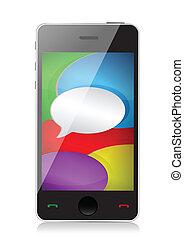 phone communication design